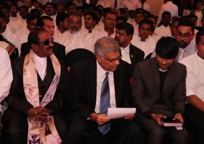 AT THE ADC INAUGURATION